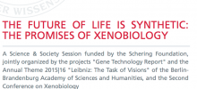 THE FUTURE OF LIFE IS SYNTHETIC: THE PROMISES OF XENOBIOLOGY