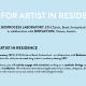 Call for Artist in Residence