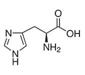 Histidine-x